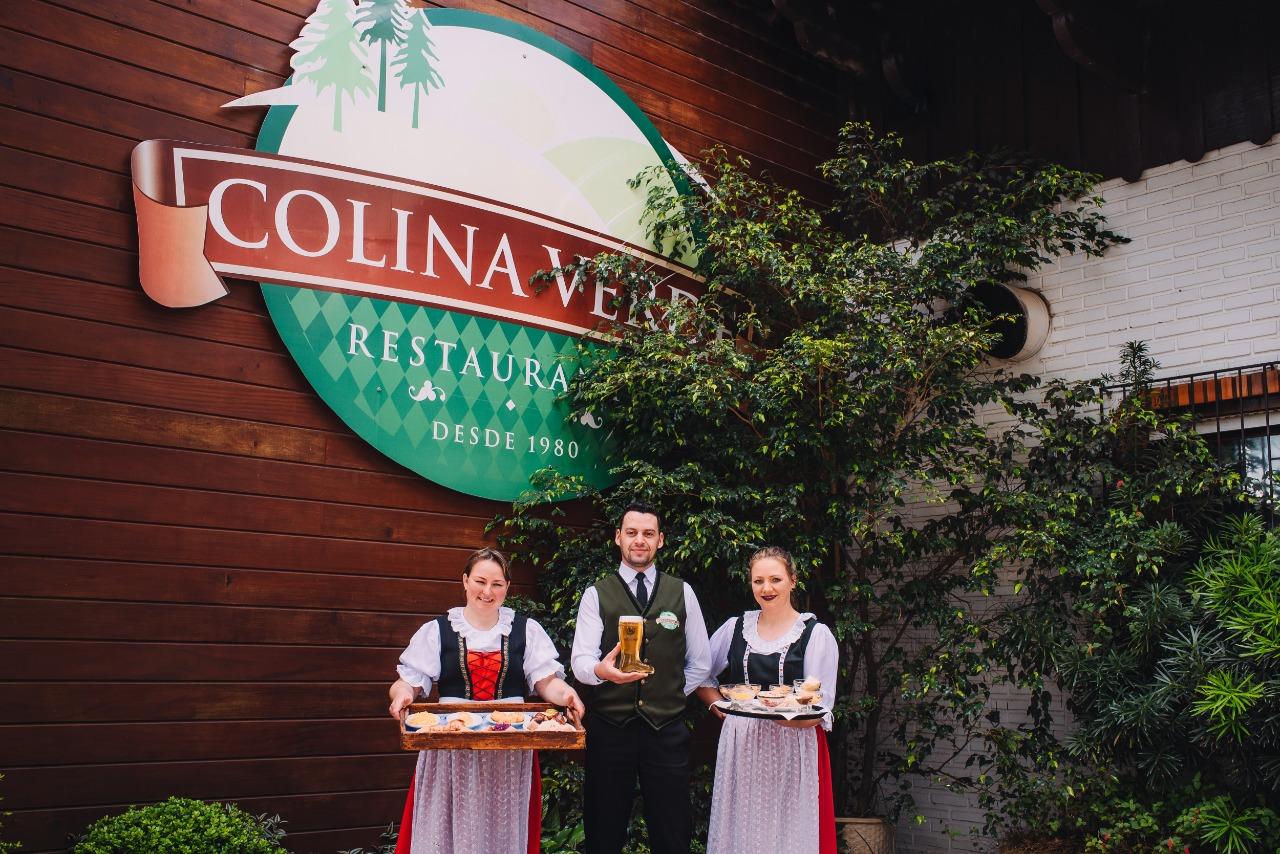 Restaurante Colina Verde 1
