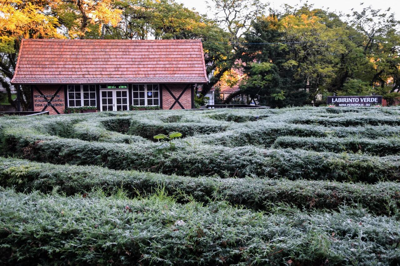 Labirinto Verde 2