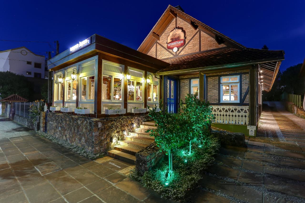 Restaurante Unser Haus 1