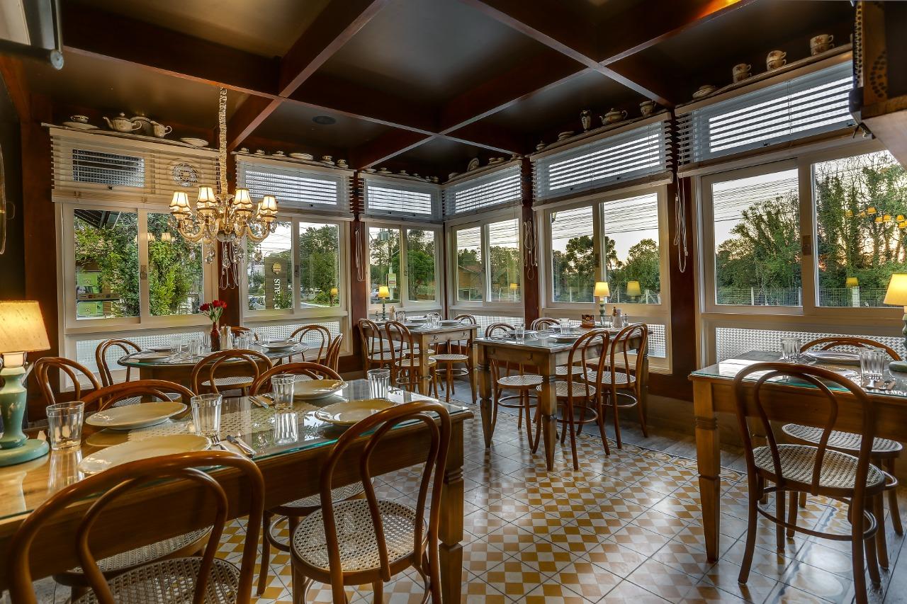 Restaurante Unser Haus 2