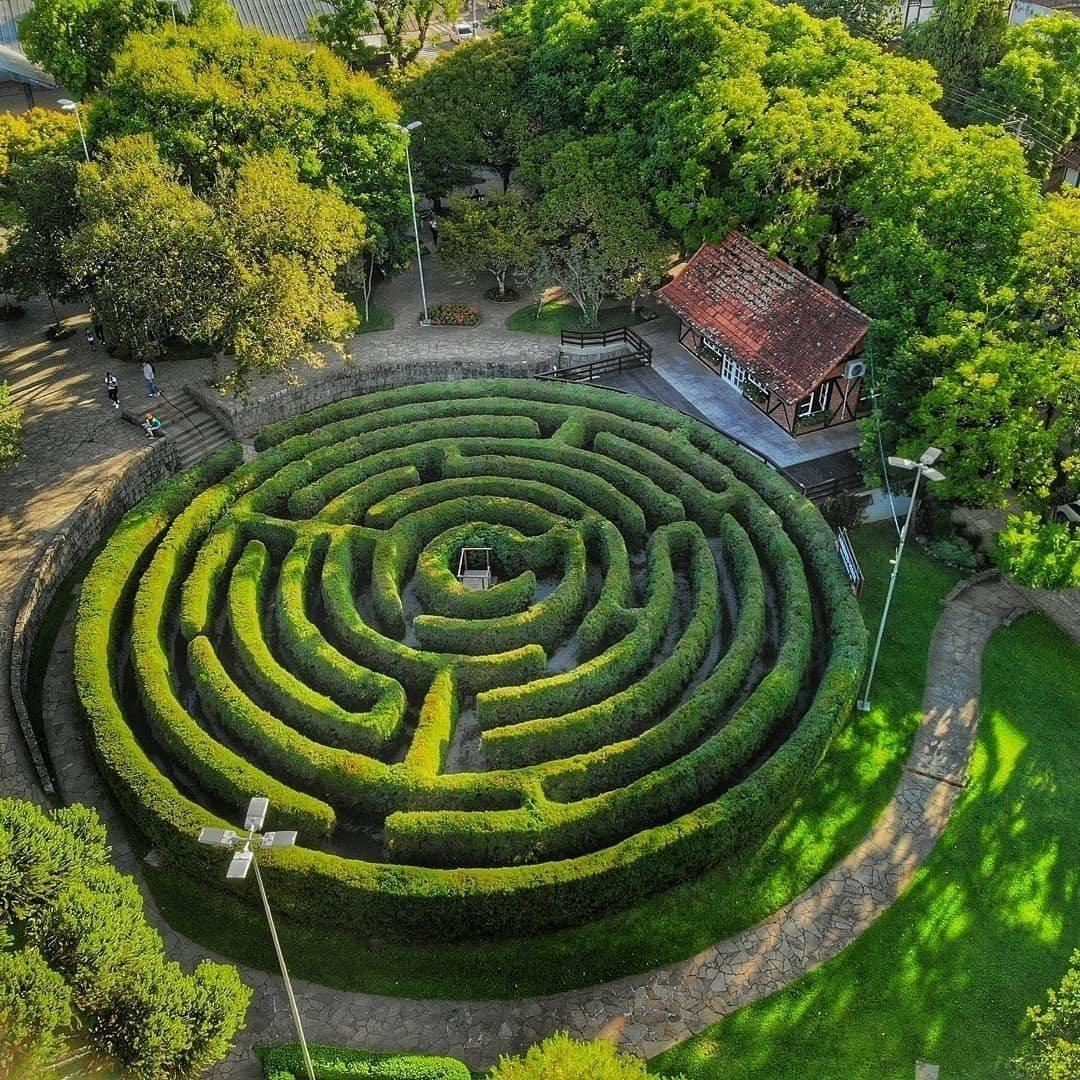 Labirinto Verde 4