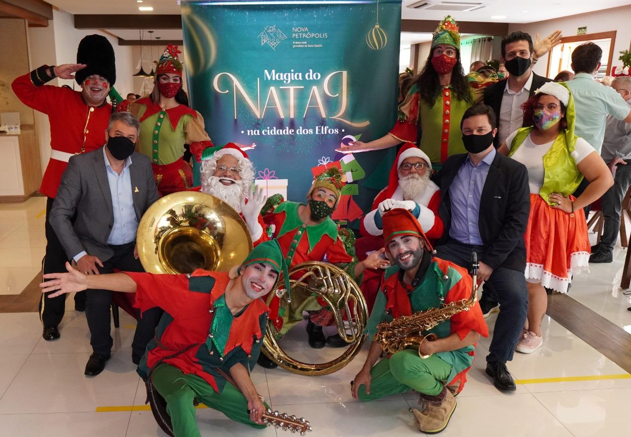 Capa do post - Nova Petrópolis lança Magia do Natal na Cidade dos Elfos com mais de 170 atrações